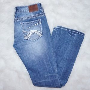 Maurice's Light Wash Sz 5/6 Denim Jeans